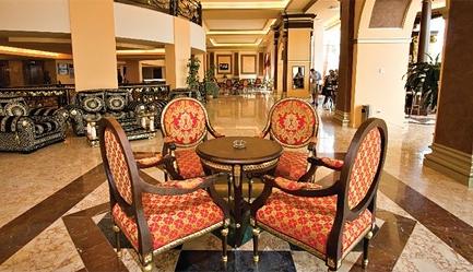 Vacanta de vis si relax total la <b>Duni Royal Resort - Hotel Marina Beach 5*</b>! Cumpara <b>voucherul de 20 ron</b> si <b>platesti doar 369 euro/persoana in camera dubla</b> in loc de 420 euro, pentru <b>un sejur de 7 nopti, all inclusive</b>. Copii sub 13 ani gratuit!, Poza 1