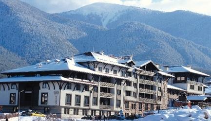 Petrece <b>revelionul in Bulgaria</b> la ski - statiunea Bansko, <b>Hotel Lion 4*</b>! Cumpara <b>voucherul de 30 ron</b> si <b>platesti doar 285 euro/persoana in camera dubla</b> in loc de 360 euro, pentru <b>un sejur de 5 nopti, cu demipensiune + cina festiva</b>. Copii sub 2 ani gratuit!, Poza 1