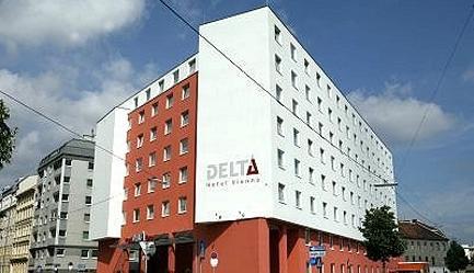 Hai la shopping in Austria! Sejur 4 nopti la <b>Hotel Delta 3* - Viena</b>, cu mic dejun inclus, cazare in camera dubla. <b>OFERTA SPECIALA</b>: cu un Voucher Slabute de 40 RON beneficiezi de <b>400 RON (96 EURO) reducere, astfel vei plati numai 129 EURO/persoana</b> in loc de 225 EURO. Stai 4 nopti si platesti numai pentru 3. Oferta limitata!, Poza 2