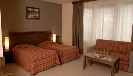 Petrece <b>revelionul in Bulgaria</b> la ski - statiunea Bansko, <b>Hotel Lion 4*</b>! Cumpara <b>voucherul de 30 ron</b> si <b>platesti doar 285 euro/persoana in camera dubla</b> in loc de 360 euro, pentru <b>un sejur de 5 nopti, cu demipensiune + cina festiva</b>. Copii sub 2 ani gratuit!, Poza 2