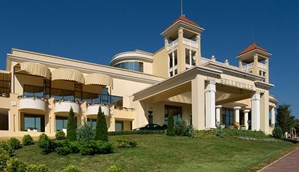 Vacanta in <b>Duni Royal Resort - Hotel BelleVille 4*</b>! Cumpara <b>voucherul de 25 ron</b> si <b>platesti doar 270 euro/persoana in camera dubla</b> in loc de 330 euro, pentru <b>un sejur de 5 nopti, all inclusive</b>. Copii sub 13 ani gratuit!, Poza 3