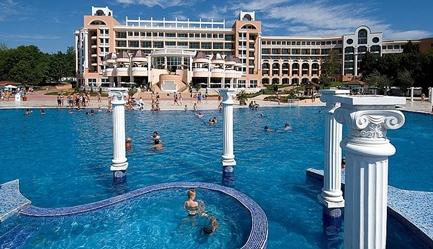 Vacanta de vis si relax total la <b>Duni Royal Resort - Hotel Marina Beach 5*</b>! Cumpara <b>voucherul de 22 ron</b> si <b>platesti doar 429 euro/persoana in camera dubla</b> in loc de 484 euro, pentru <b>un sejur de 7 nopti, all inclusive</b>. Copii sub 13 ani gratuit!, Poza 6